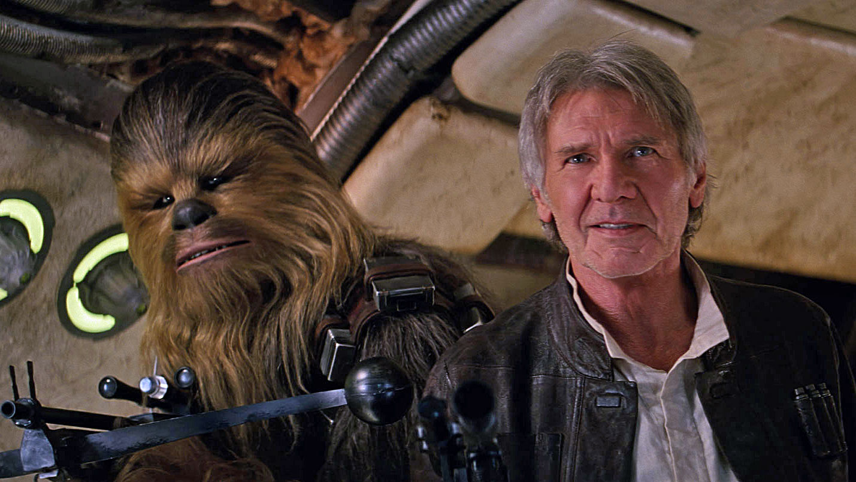 """Die Jacke, die Han Solo in """"Das Erwachen der Macht"""" getragen hat, wurde für einen stolzen Preis versteigert."""