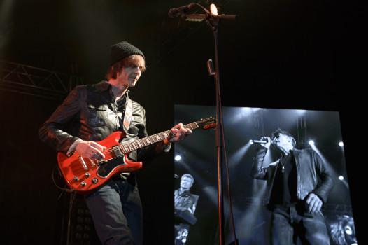 A-Ha Perform In Munich
