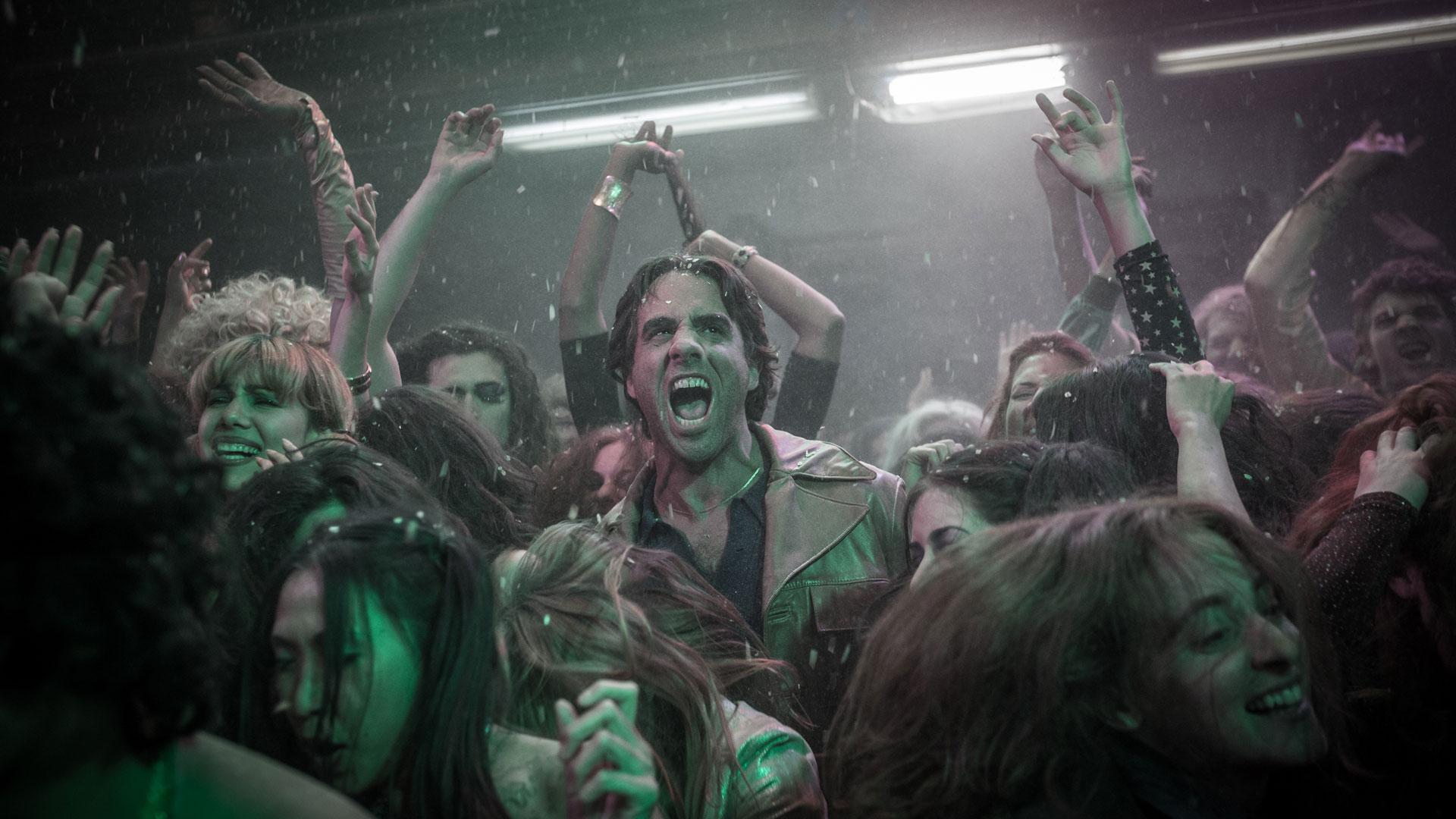VINYL ist die neue HBO-Dramaserie von Mick Jagger und Martin Scorsese