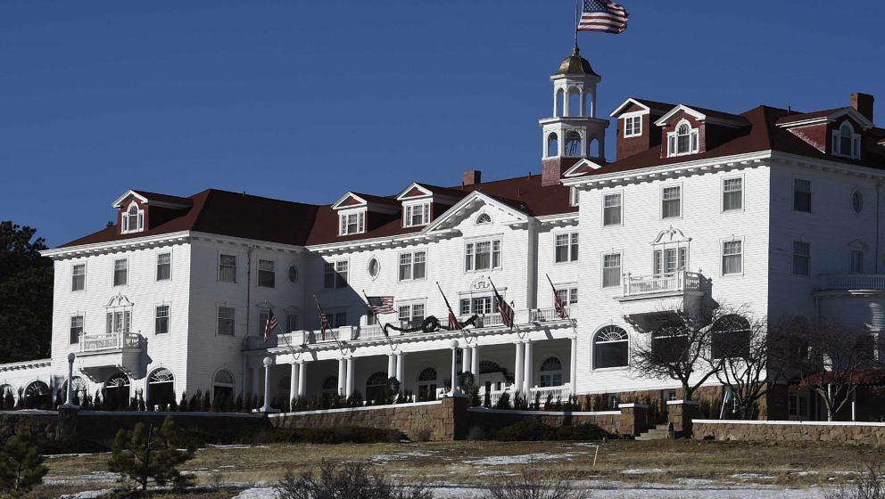 Das Stanley Hotel im Estes Park, Colorado
