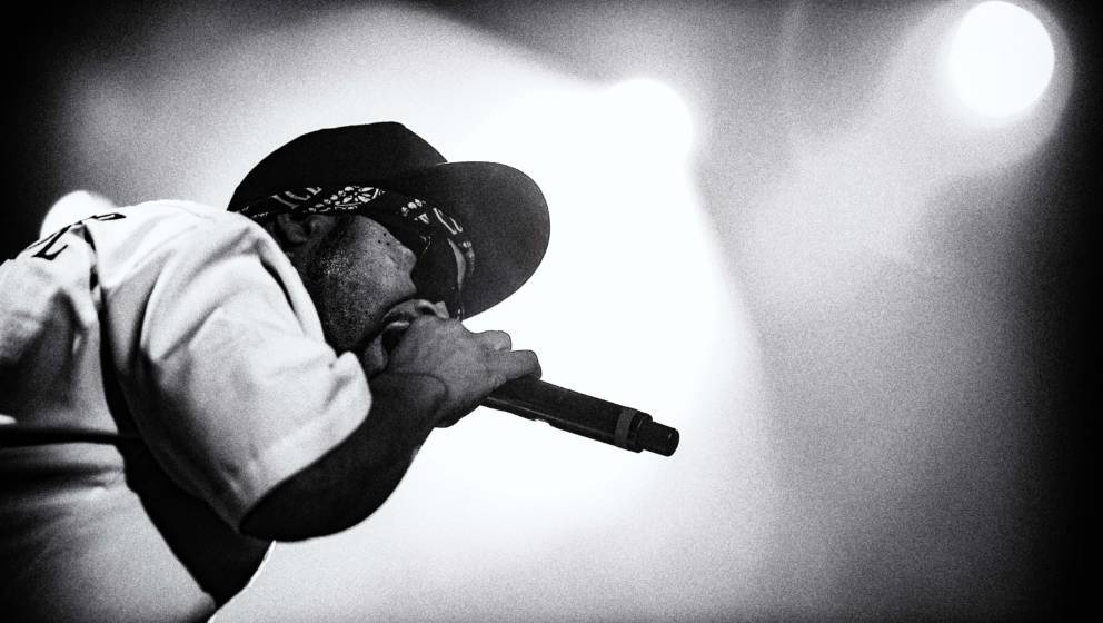 Ice Cube beim Coachella 2016