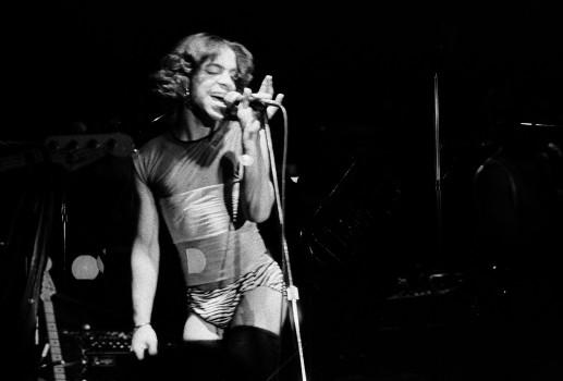 Im Roxy Theatre. Los Angeles, 1979