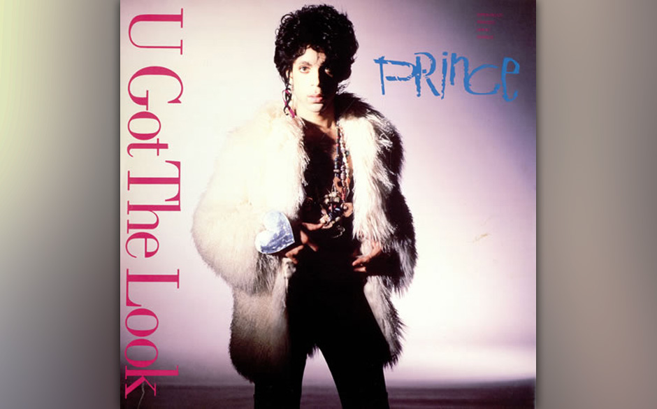 87. 'U Got The Look'. (Sign 'O' The Times, 1987).    Die Plattenfirma, mit der sich Prince eh schon wegen der Album-Konfigura