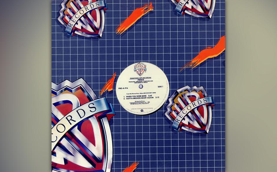52. 'When You Were Mine' (Dirty Mind, 1980).   Straighter Rockabilly, in dem Prince die ungewohnte Rolle des Betrogenen einni