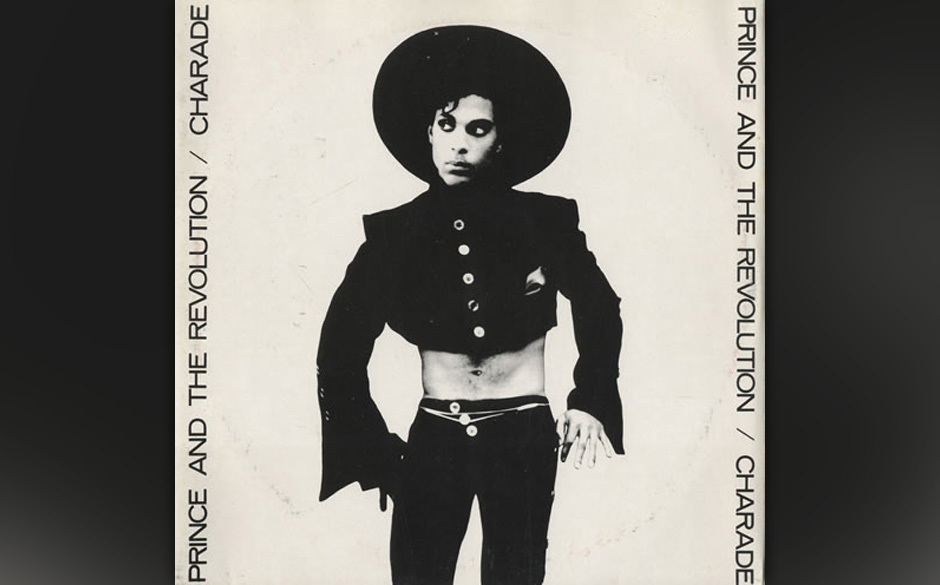 58. 'All My Dreams'. (unveröffentlicht, 1986).   Prince und seine Band The Revolution experimentieren mit Broadway, Varieté