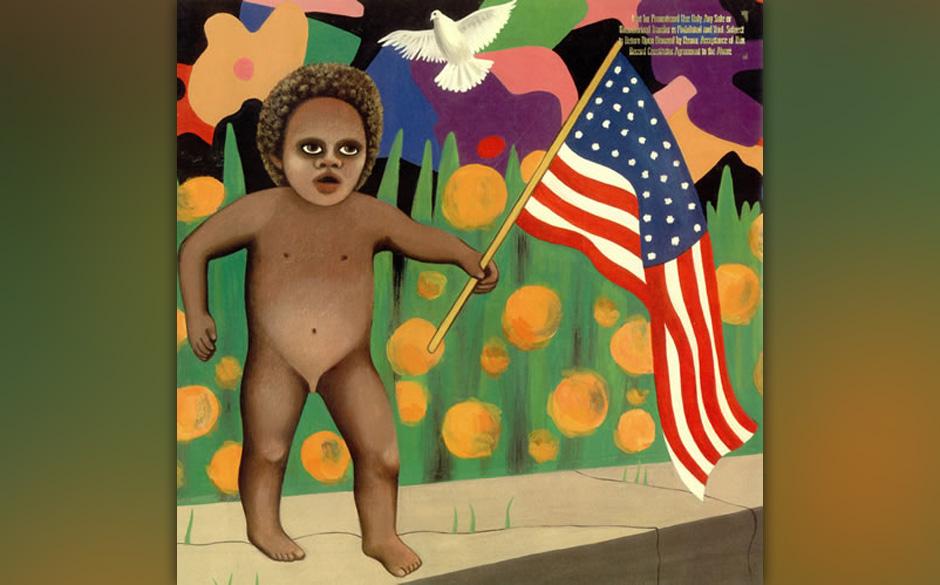 76. 'America' (Around The World In A Day', 1985).   So politisch wie seit 'Controversy' von 1981 nicht mehr gab Prince sich i