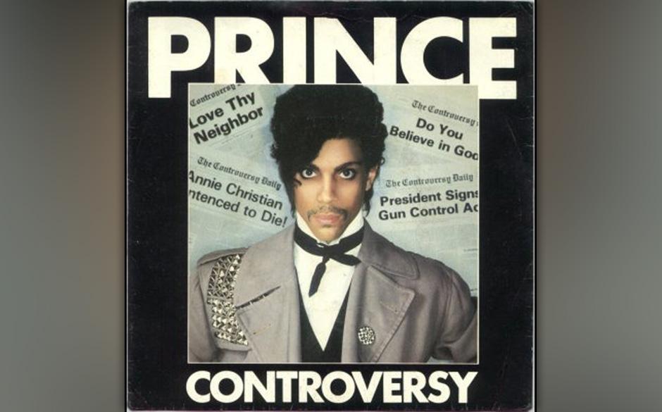 29. 'Controversy' (Controversy, 1981).   Techno-DJs, überhaupt DJs lieben dieses Elektro-Monster aus den Linn-Drum-Machine,