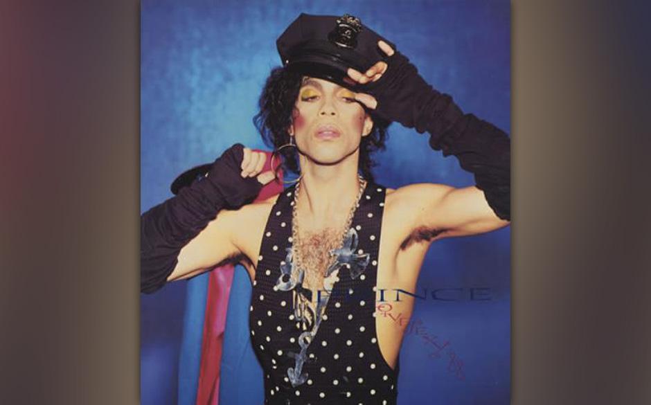 21. 'Positivity' (Lovesexy, 1988).   'Have You Had Your Plus Sign Today?', fragt Prince sarkastisch und beschwört uns, alles