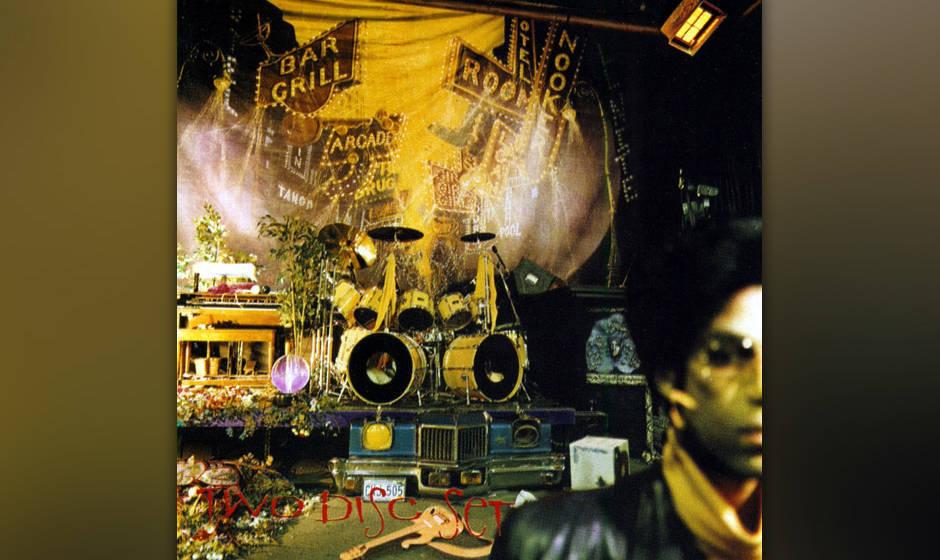38. 'Starfish and Coffee' (Sign 'O' The Times, 1987).   Ein wunderschönes Sonntagmittag-Lied, ein Abzählreim, eine Beatles-
