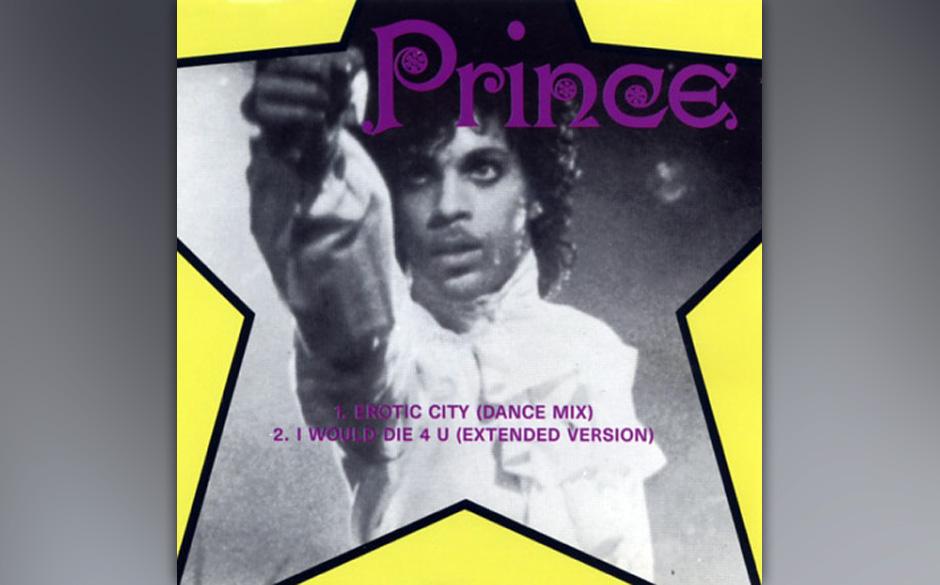 15. 'Erotic City' (B-Seite 'Let's Go Crazy', 1984).   Betörend, verstörend, unendlich cool: Das Duett zwischen Prince und S