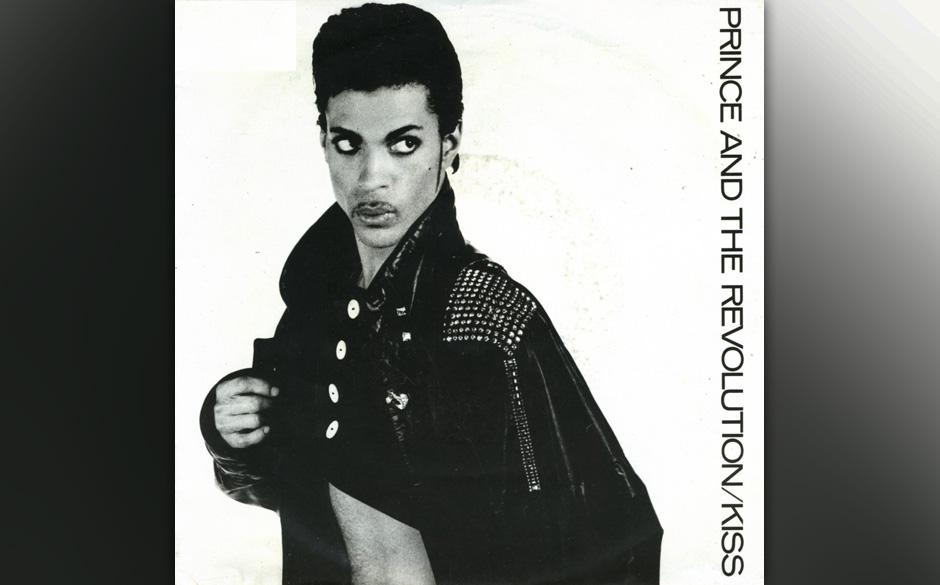 """07. 'Kiss' (Parade, 1986).   """"Kiss"""" holte sich Prince für """"Parade"""" in letzter Minute zurück, er hatte das Lied eige"""