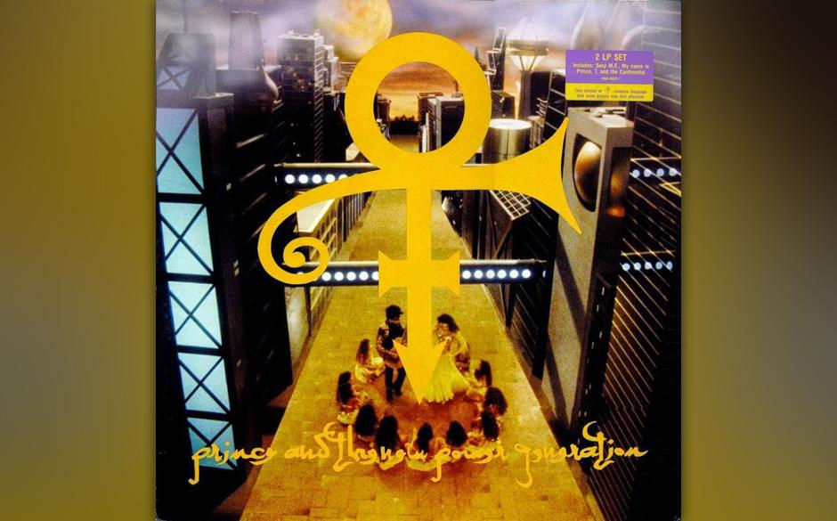 54. 'Love 2 The 9's' (Love Symbol, 1992).   Prince erklimmt weiche Höhen wie zuletzt auf seinem 'Prince'-Album von 1979; im