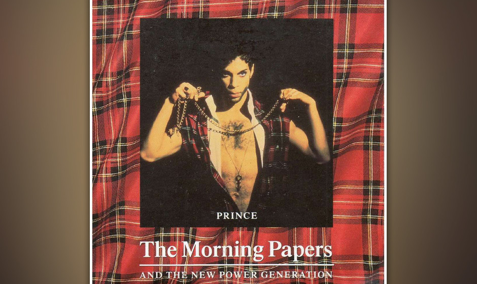 55. 'The Morning Papers' (Love Symbol, 1992).   'Why Is Age More Than  A Number, When It Comes 2 Love?' –Prince singt über