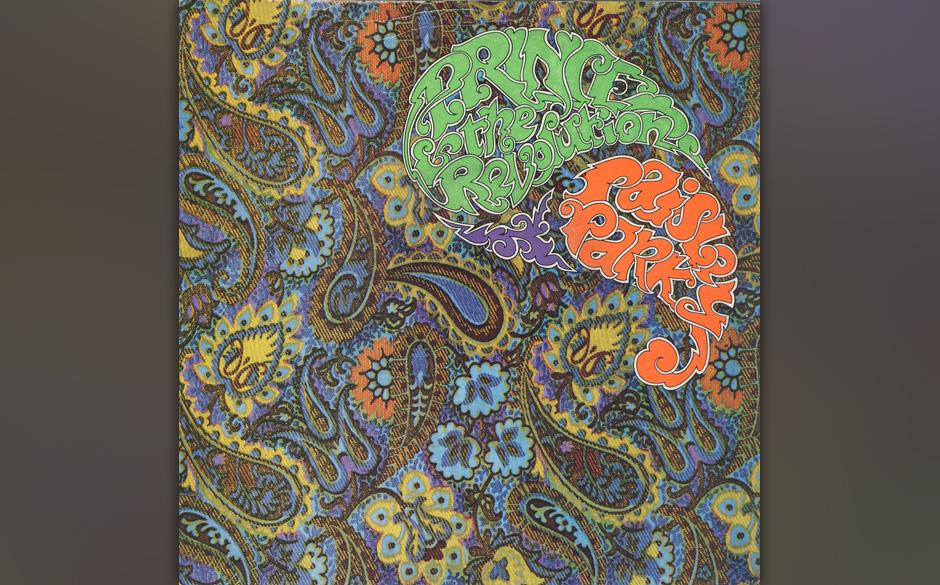 27. 'Paisley Park '(Around The World In A Day, 1985).   Der hippieske Song wurde auch Namenspatron seines Tonstudio- und Wohn