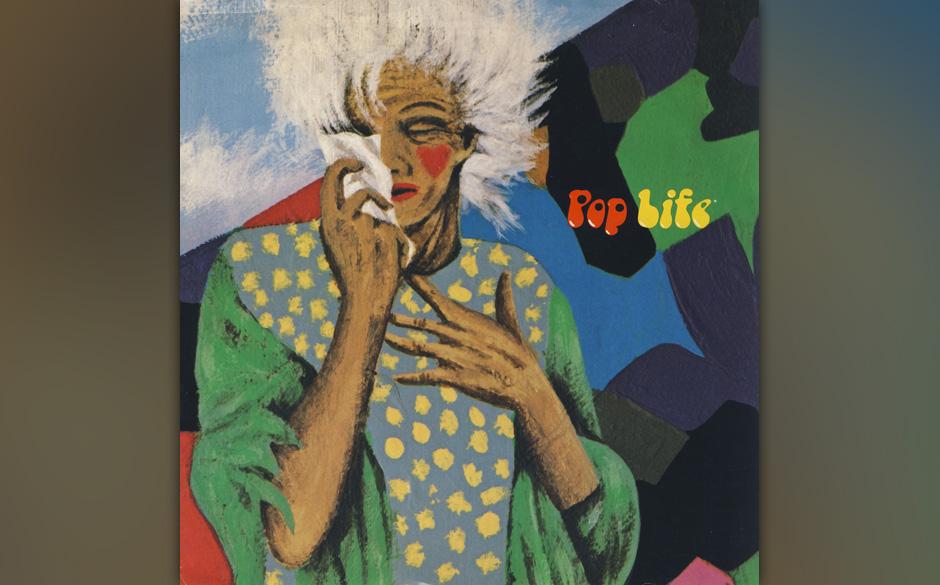 72. 'Pop LIfe' (Around The World In A Day', 1985).   Der große Bruder von 'Dance On' von 1988. Sheila E. liefert den Beat. P
