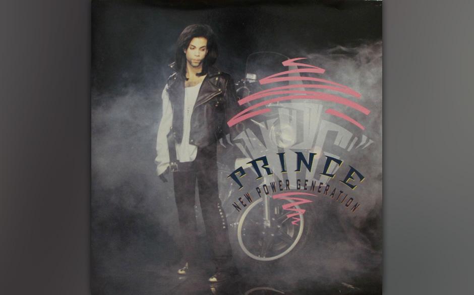 63. 'New Power Generation' (Graffiti Bridge, 1990).   Die zweite Album-Single nach 'Thieves In The Temple' ging baden, dabei