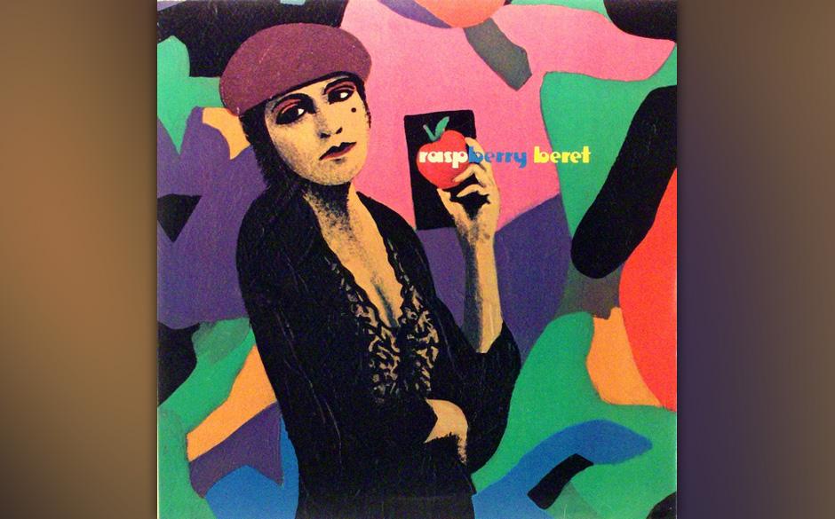 16. 'Raspberry Beret' (Around The World In A Day, 1985).   Den Ruhm als Kinderlied hat sich 'Raspberry Beret' sicher verdient