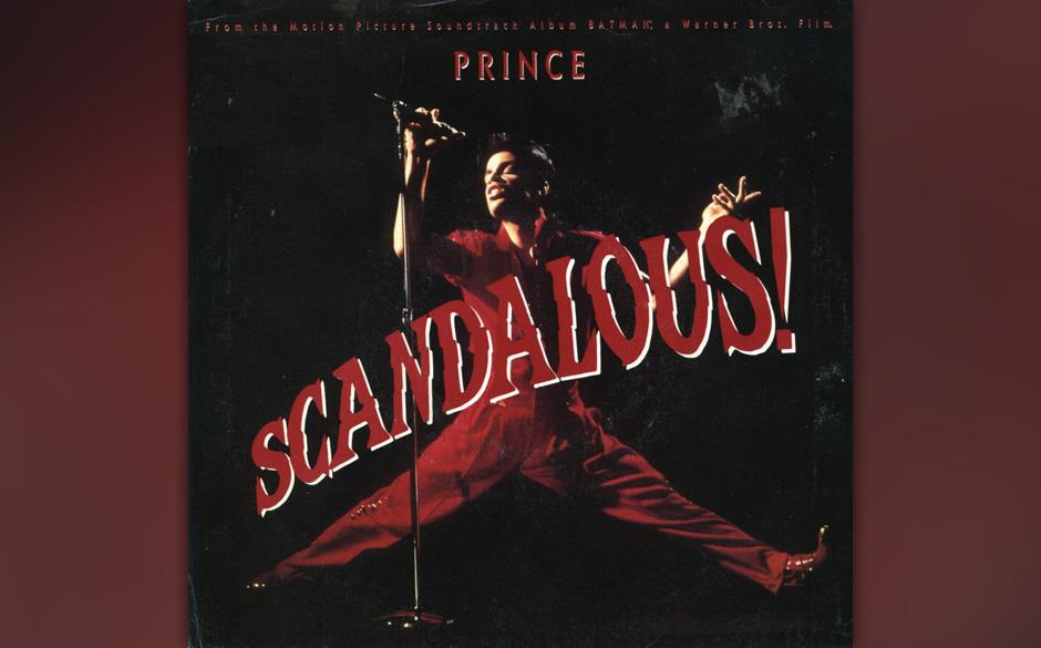 32. 'Scandalous' (Batman, 1989).   Die mit Kim Basinger aufgenommene 'Sex Suite'-Version sollte man besser vergessen.  So ele