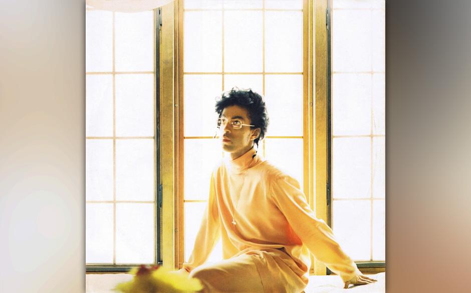 81. 'Adore' (Sign 'O' The Times, 1987).   In dem Abschluss-Stück eines ersten, 17 Songs starken Doppelalbums musste Prince n
