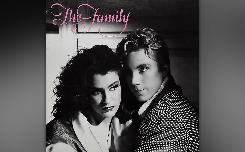 95. 'Nothing Compares 2 U' (The Family, 1985).  Die Protegés von The Family brachten die Erstveröffentlichung, die Version