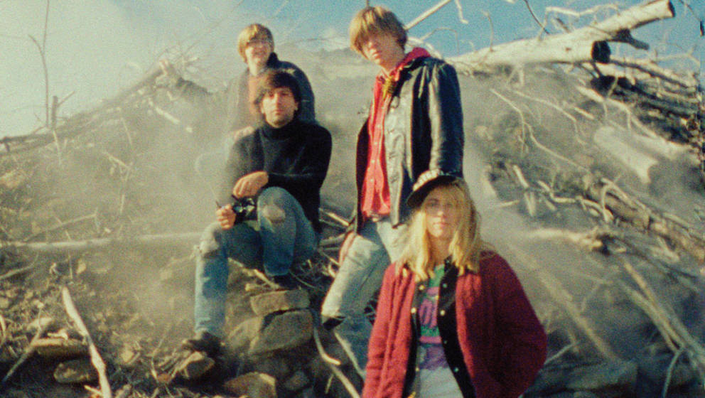 Sonic Youth 1986