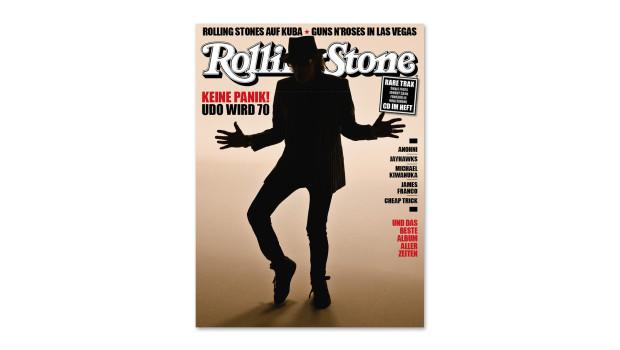Die Mai-Ausgabe des ROLLING STONE: mit exklusiver Lindenberg-Single!
