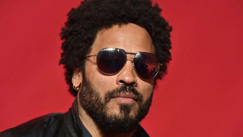 Trauert um Prince: Lenny Kravitz