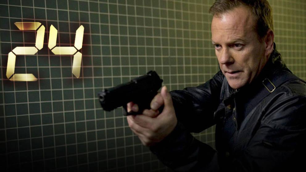 """""""24"""" kommt wieder, allerdings ohne Jack Bauer."""