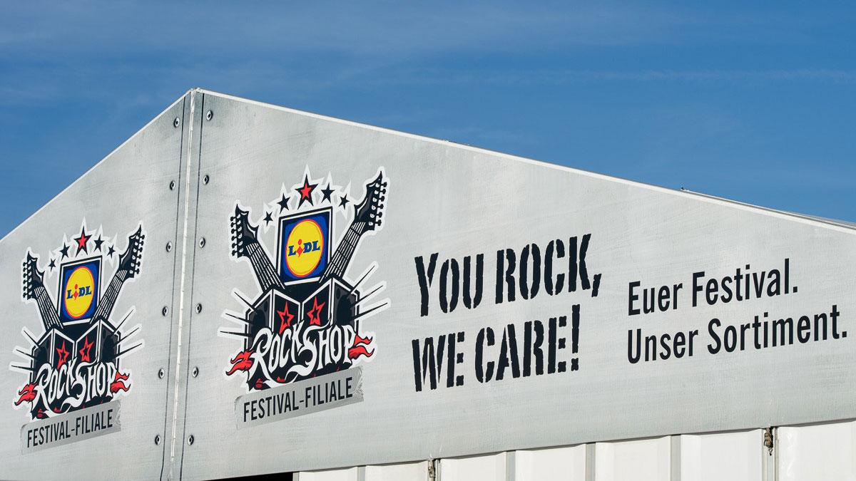 Der Lidl-RockShop