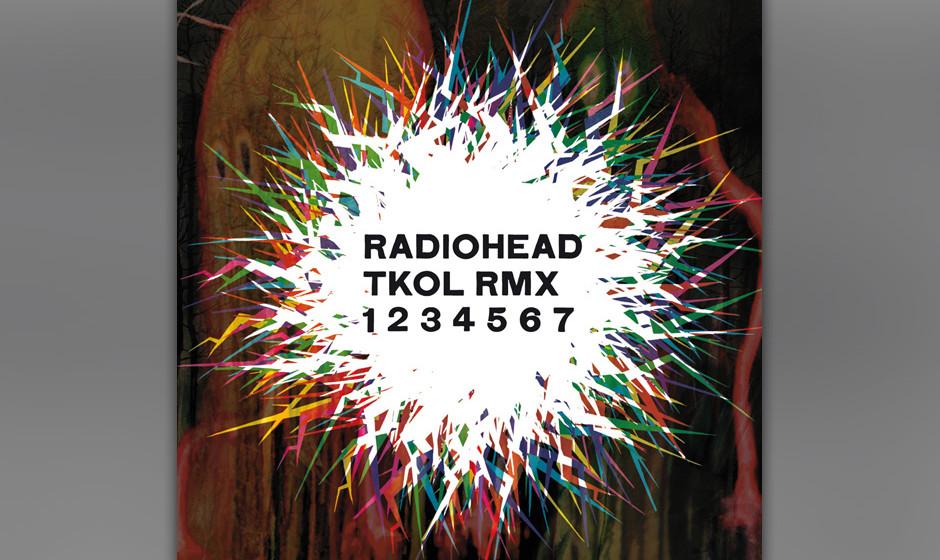 19. 'Bodysnatchers' (aus 'In Rainbows', 2007)  Radiohead im Prä-Kid A-Modus: Als Rockband werfen uns Yorke und Kollegen eine
