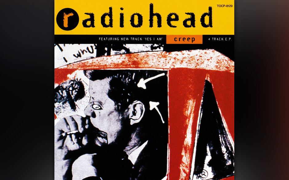 24. 'Creep' (aus 'Pablo Honey', 1993)