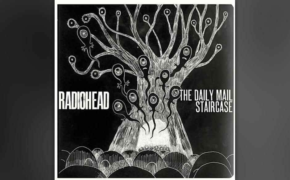 25. 'The Daily Mail' (Single, 2011).  Thom Yorke steht seit Jahren auf Kriegsfuß mit der Presse, hier geht er eine Publikati
