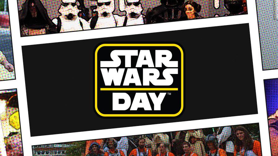 """Jedes Jahr am vierten Mai ist """"Star Wars Day"""""""