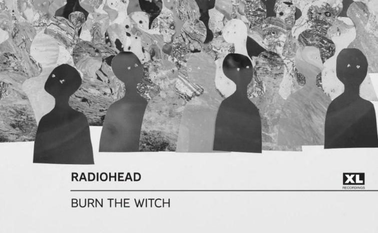 """So sieht das Cover der Vinyl-Single von """"Burn The Witch"""" aus"""