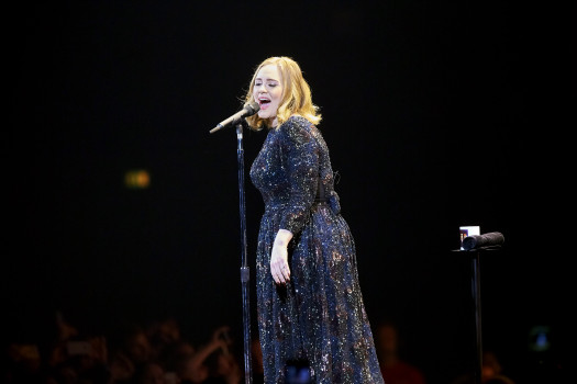 Adele Performs At Forum, Copenhagen