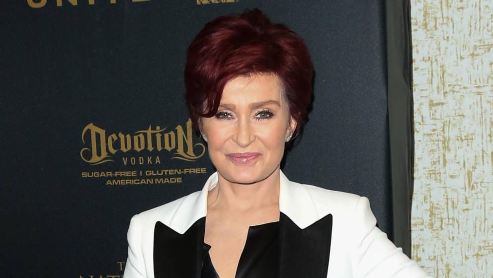 Sharon Osbourne hat bestätigt, dass sie Ozzy aus dem Haus geworfen hat.