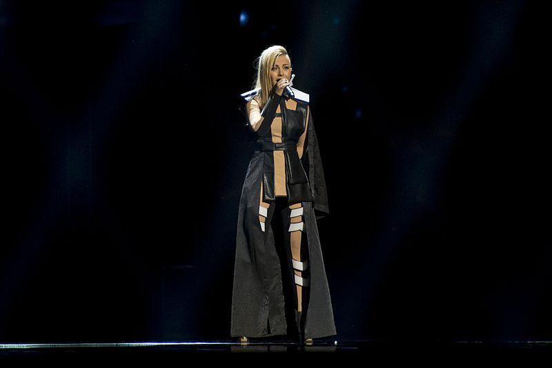 15. Bulgarien: Poli Genova, 'If Love Was A Crime'.   Der Song klingt so, als hätte er schon in den letzten Jahren gewonnen.