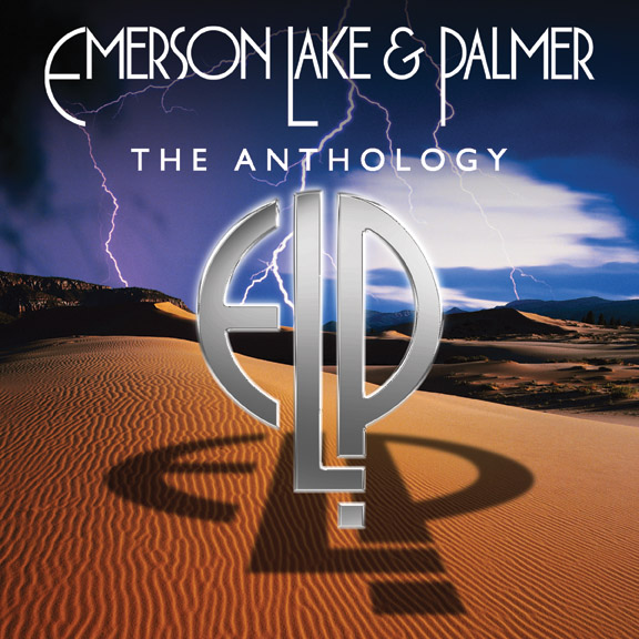 """Cover von """"The Anthology"""""""