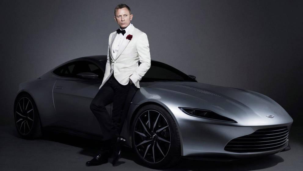 Daniel Craig hat sich selbst die Lizenz zum Töten entzogen.