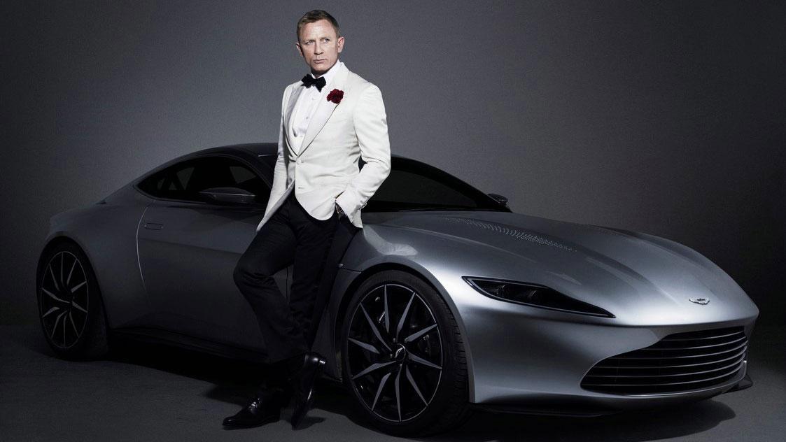 Daniel Craig zerstörte als James Bond schon viele teure Autos