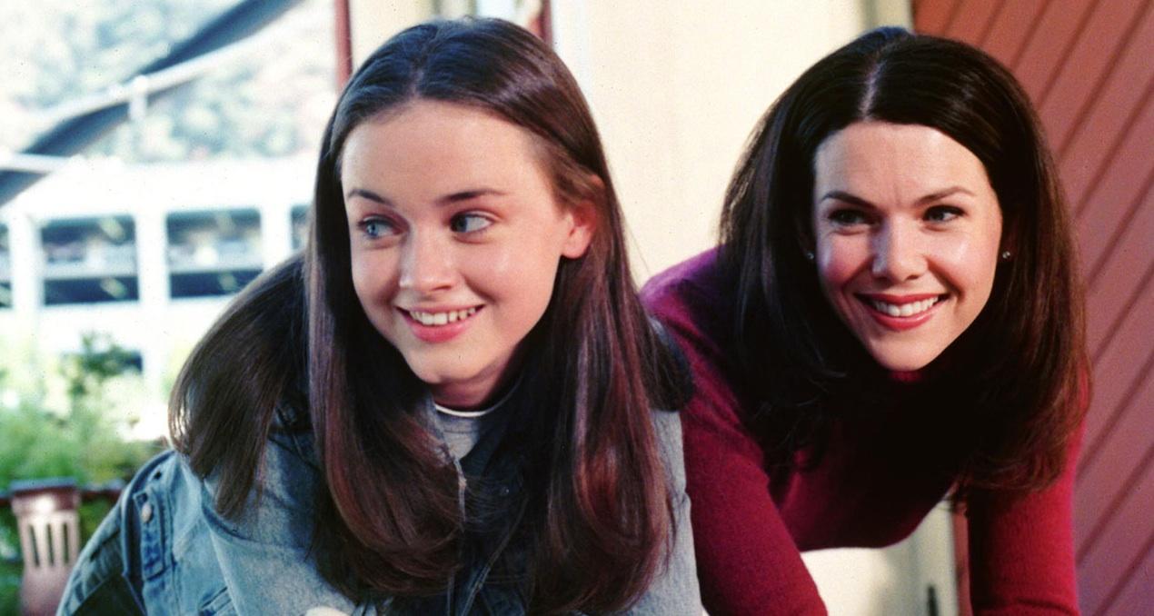 """Szene aus """"Gilmore Girls"""""""