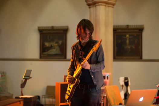 Jonny Greenwood 2015 in Oxford