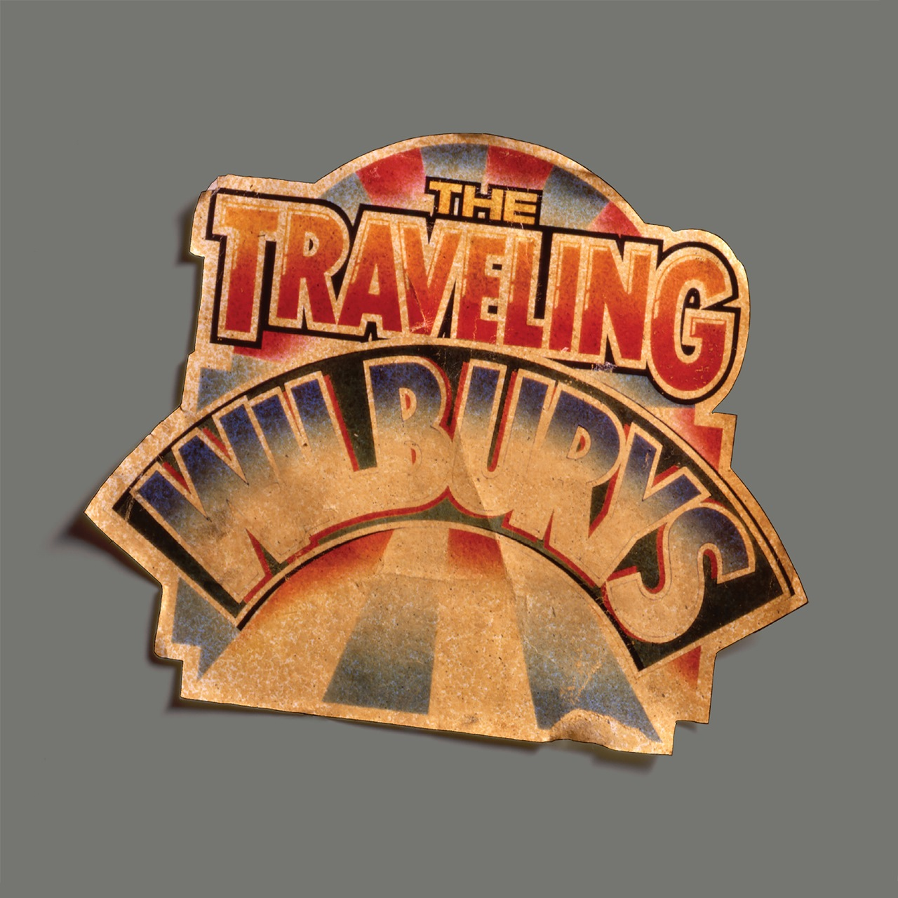 "Cover der ""Traveling Wilburys""-Collection"