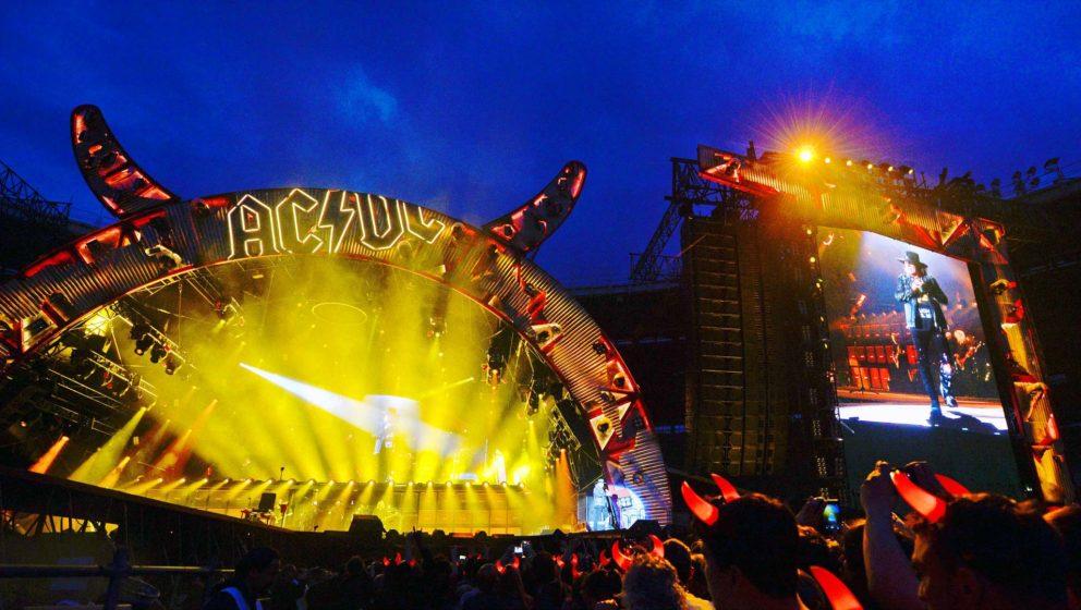 AC/DC live in Österreich