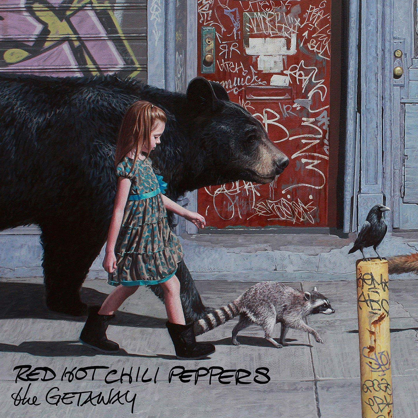 "Red Hot Chili Peppers: ""The Getaway"""