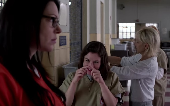 "Szene aus ""Orange Is The New Black"""