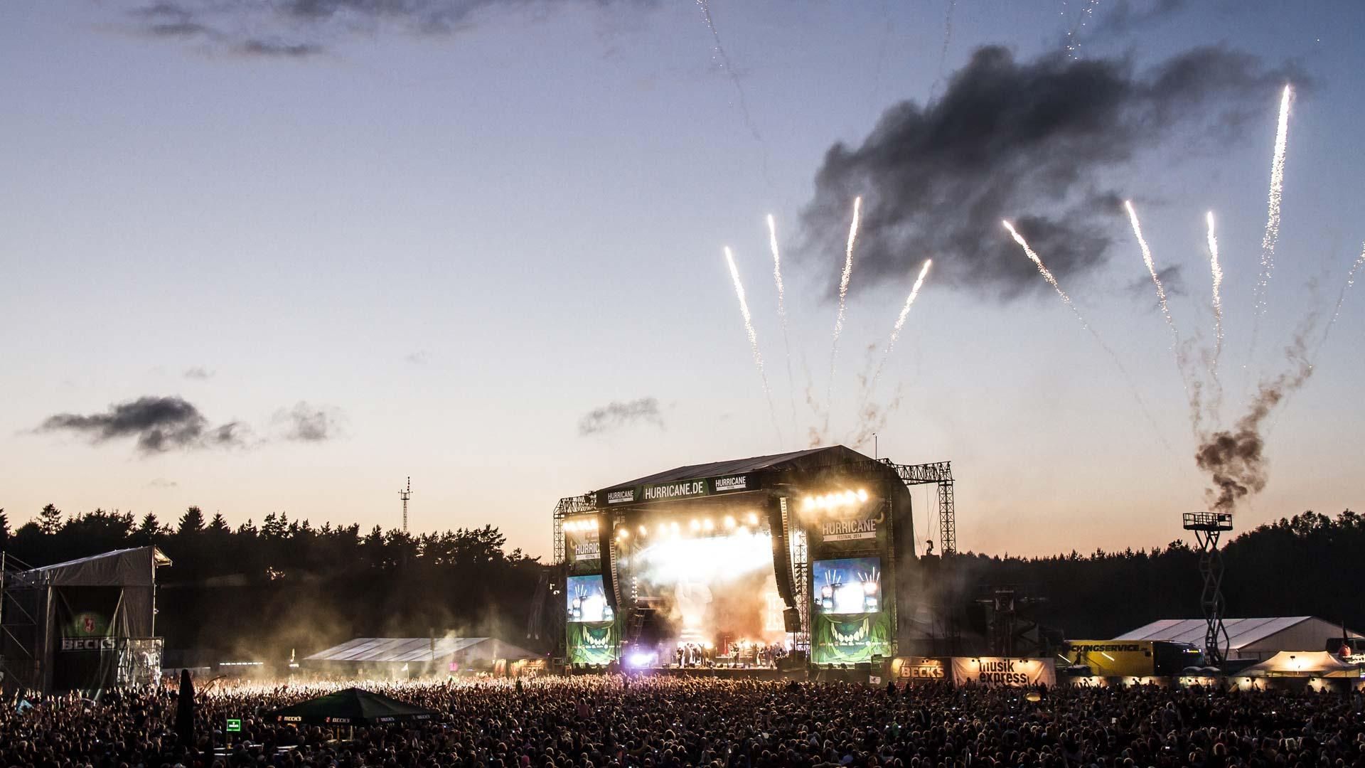 Hurricane-Festival 2016: Der Timetable steht