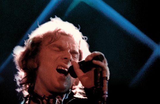 Van Morrison - Cover von Ut's Too Late To Stop Now
