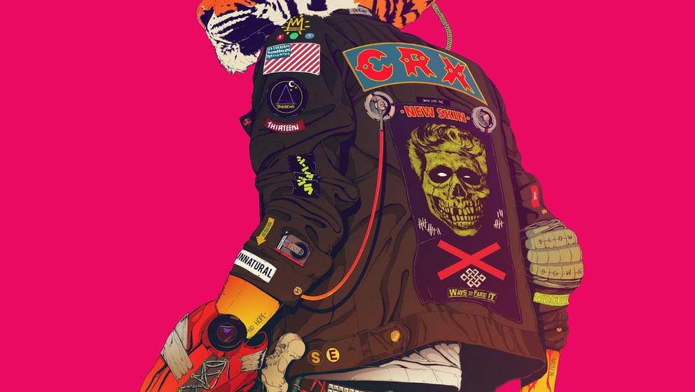CRX – New Skin ★★. Der Strokes-Gitarrist hat mit neuer Band viele nicht so gute Ideen.