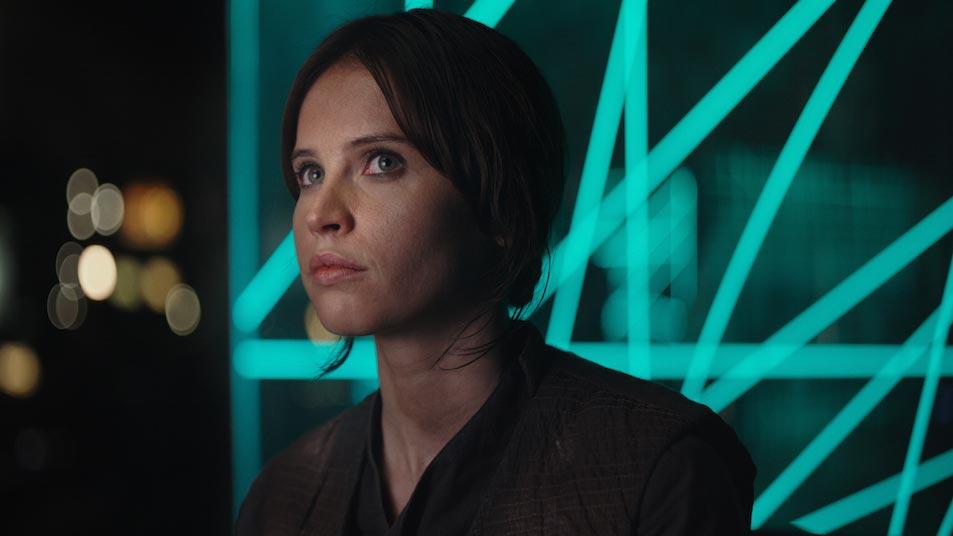 """""""Rogue One: A Star Wars Story"""": Knapp die hälfte des Films muss noch einmal gedreht werden."""